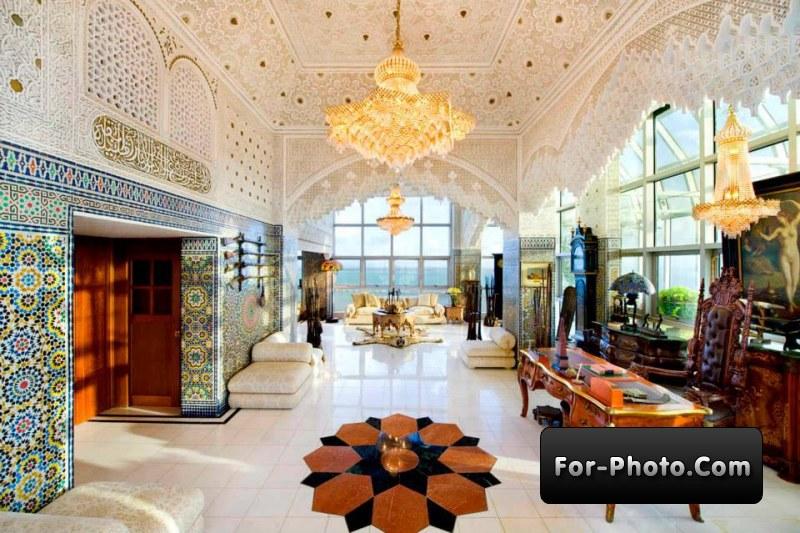 salon marocain | decoration salon marocain